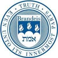 Brandeis University Chemistry Department Logo